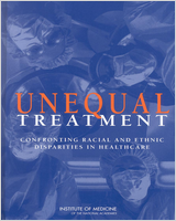 Cover of Unequal Treatment