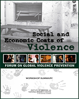 Cover of Social and Economic Costs of Violence