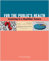 Cover of For the Public's Health