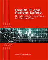 Cover of Health IT and Patient Safety