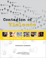 Cover of Contagion of Violence