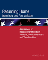 Cover of Returning Home from Iraq and Afghanistan