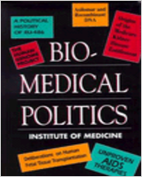 Cover of Biomedical Politics