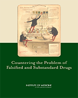 Cover of Countering the Problem of Falsified and Substandard Drugs