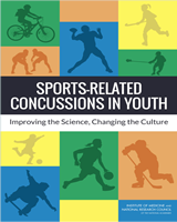 Cover of Sports-Related Concussions in Youth