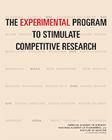 Cover of The Experimental Program to Stimulate Competitive Research