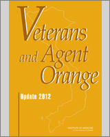 Cover of Veterans and Agent Orange
