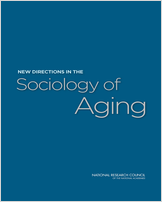 Cover of New Directions in the Sociology of Aging