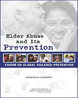 Cover of Elder Abuse and Its Prevention
