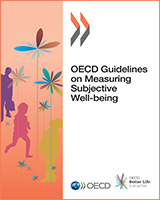 Cover of OECD Guidelines on Measuring Subjective Well-being