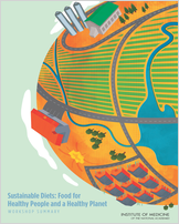 Cover of Sustainable Diets