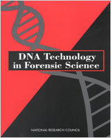 Cover of DNA Technology in Forensic Science