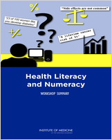 Cover of Health Literacy and Numeracy