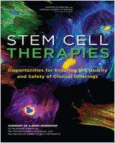 Cover of Stem Cell Therapies