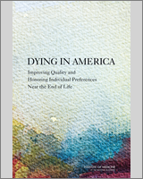 Cover of Dying in America