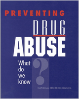 Cover of Preventing Drug Abuse
