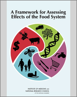 Cover of A Framework for Assessing Effects of the Food System