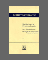 Cover of Nutrition Issues in Developing Countries