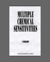 Cover of Multiple Chemical Sensitivities