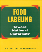 Cover of Food Labeling