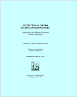 Cover of Nutritional Needs in Hot Environments