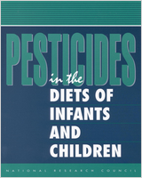 Cover of Pesticides in the Diets of Infants and Children