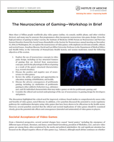 Cover of The Neuroscience of Gaming