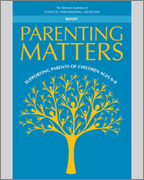 Cover of Parenting Matters