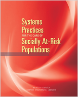 Cover of Systems Practices for the Care of Socially At-Risk Populations