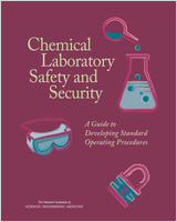 Cover of Chemical Laboratory Safety and Security