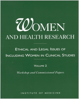 Cover of Women and Health Research