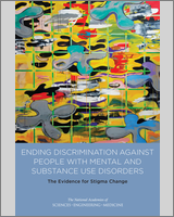 Cover of Ending Discrimination Against People with Mental and Substance Use Disorders
