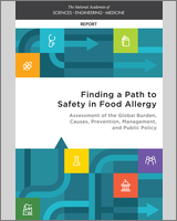 Cover of Finding a Path to Safety in Food Allergy