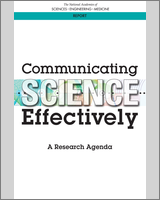 Cover of Communicating Science Effectively