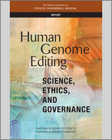 Cover of Human Genome Editing