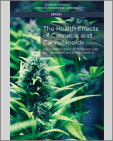 Cover of The Health Effects of Cannabis and Cannabinoids