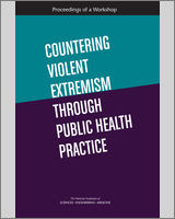 Cover of Countering Violent Extremism Through Public Health Practice