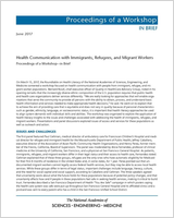 Cover of Health Communication with Immigrants, Refugees, and Migrant Workers