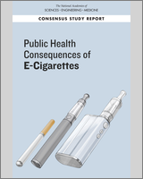 Cover of Public Health Consequences of E-Cigarettes