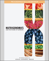 Cover of Nutrigenomics and the Future of Nutrition