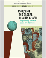 Cover of Crossing the Global Quality Chasm