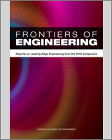 Cover of Frontiers of Engineering