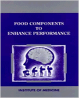 Cover of Food Components to Enhance Performance