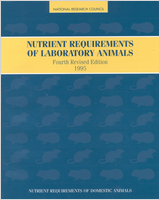 Cover of Nutrient Requirements of Laboratory Animals