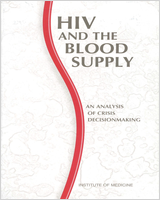 Cover of HIV And The Blood Supply