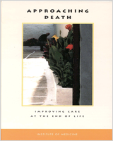 Cover of Approaching Death