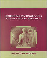 Cover of Emerging Technologies for Nutrition Research
