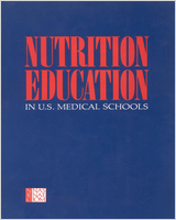 Cover of Nutrition Education in U.S. Medical Schools