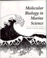 Cover of Molecular Biology in Marine Science