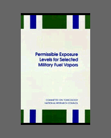 Cover of Permissible Exposure Levels for Selected Military Fuel Vapors